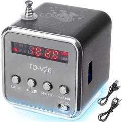 Głośnik bezprzewodowy mini z radiem