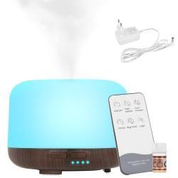 Nawilżacz LED z pilotem N11056 - Dyfuzor zapachowy